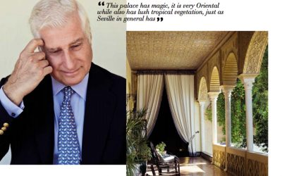 REVISTA MSTYLE. AUTHOR CARMEN REVIRIEGO. CARLOS FITZ-JAMES STUART. THE 19TH DUKE OF ALBA