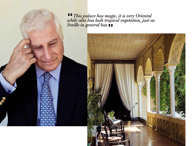 REVISTA MSTYLE. AUTOR CARMEN REVIRIEGO. CARLOS FITZ-JAMES STUART. THE 19th DUKE OF ALBA