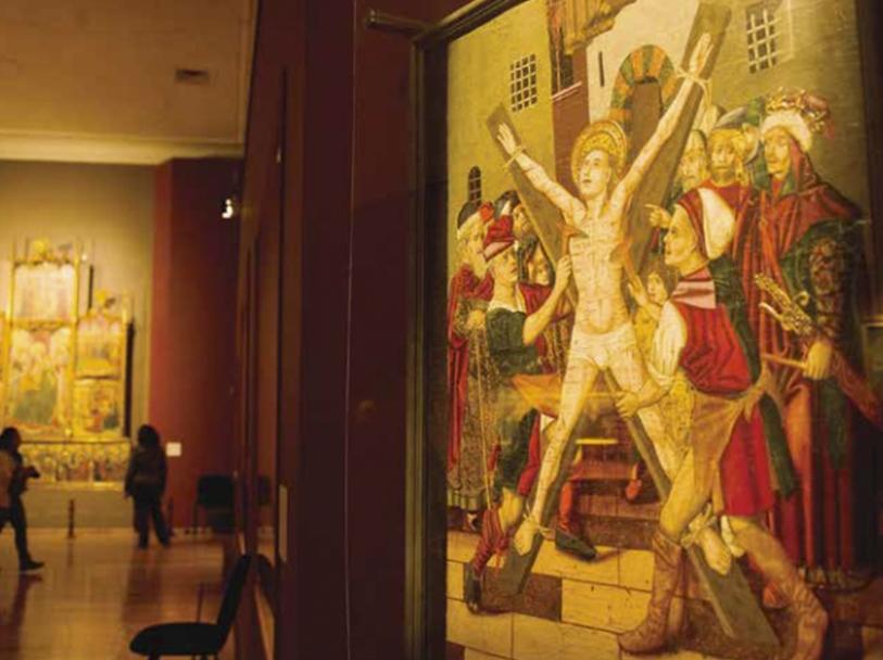 EXCELSIOR. JOYAS DEL BARROCO EN EL MUSEO NACIONAL SAN CARLOS DE MEXICO