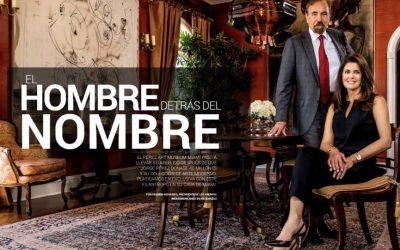FORBES LIFE LATINOAMERICA. AUTHOR: CARMEN REVIRIEGO. INTERVIEWING JORGE PEREZ – PEREZ ART MUSEUM MIAMI